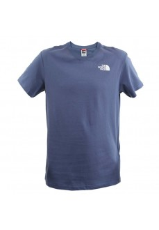 The North Face Men´s T-Shirt Red Box Tee Vintage Navy NF0A2TX2WC41 | Men's T-Shirts | scorer.es