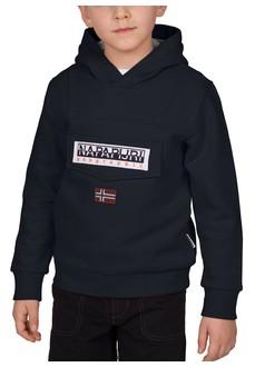 Napapijri Kid´s Sweatshirt Burgee Sum Navy NP0A4FUQ1761 | Kids' Sweatshirts | scorer.es