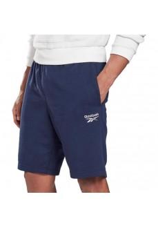 Reebok Men´s Short Pants Identity French Navy GJ0630 | Trousers for Men | scorer.es