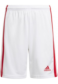 Adidas Kid´s Short Pants Squadra 21 White GN5763 | Football clothing | scorer.es
