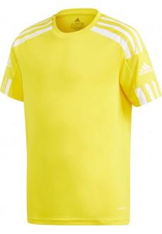 Camiseta Niño/a Adidas Squadra 21 Amarillo GN5744 | scorer.es