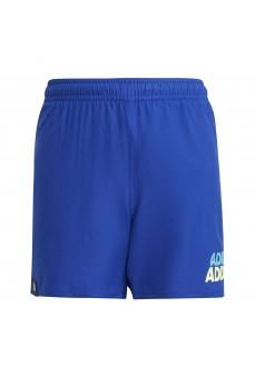 Adidas Kids' Sport Swim Shorts Yb Lin Blue GN5898