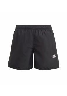 Adidas Kids' Sport Swim Shorts Classic Badge Of Black GQ1063