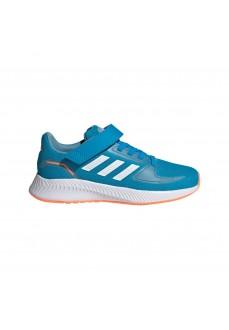 Adidas Kids' Shoes Rufalcon 2.0 Blue FZ2961 | Running shoes | scorer.es