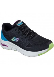 Skechers Woman´s Shoes Arch Fit-She´s Effor Black 149411 BKMT | Women's Trainers | scorer.es