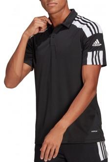 Camiseta Hombre Adidas Squadra 21 Negro GK9556 | scorer.es