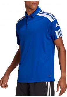 Camiseta Hombre Adidas Squadra 21 Azul GP6427 | scorer.es
