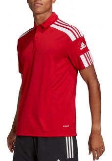 Adidas Men´s T-Shirt Squadra 21 Red GP6429 | Football clothing | scorer.es