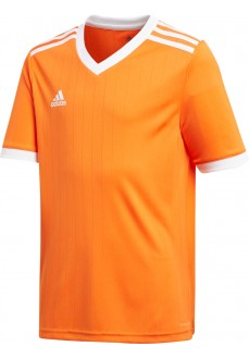 Adidas Kid´s T-Shirt Tabela 18 Orange CE8922 | Football clothing | scorer.es