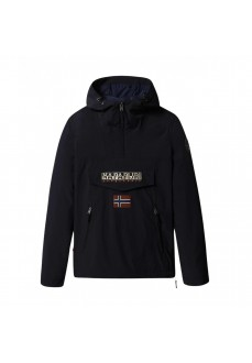 Napapijri Men´s Coat Rainforest S Navy NP0A4FDM1761 | Coats for Men | scorer.es