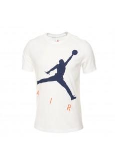 Jordan Men´s T-Shirt Jumpman Air White CV43425-100 | Men's T-Shirts | scorer.es