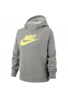 Nike Kid´s Sweatshirt Sportswear Grey BV2717-096 | Kids' Sweatshirts | scorer.es