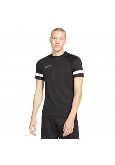 Camiseta Hombre Nike Dri-Fit Academy Negro CW6101-010 | scorer.es