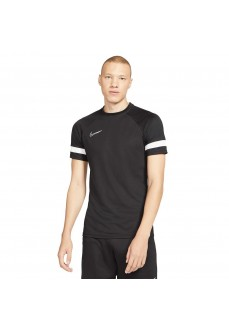 Nike Men's T-Shirt Dri-Fit Academy Black CW6101-010   Football clothing   scorer.es
