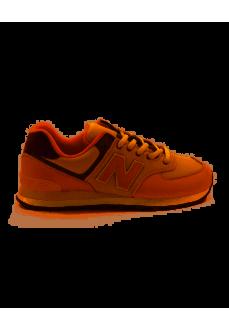 New Balance Men´s Shoes 574 Brown ML574 OMA | Men's Trainers | scorer.es