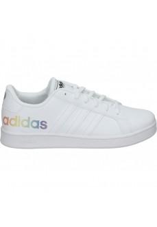 Adidas Woman´s Shoes Grand Court K White H02289 | Women's Trainers | scorer.es