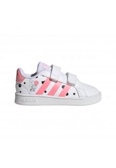 Adidas Kid´s Shoes Grand Court I White FZ3229 | Kid's Trainers | scorer.es