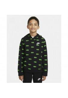 Nike Kid´s Sweatshirt Sportswear Black DB3257-010 | Kids' Sweatshirts | scorer.es