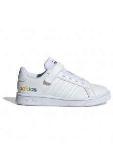 Zapatillas Niño/a Adidas Grand Court C Blanco H02288 | scorer.es