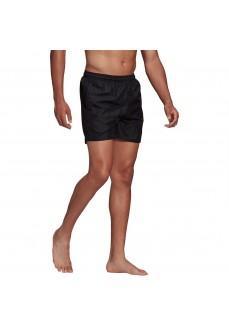 Bañador Hombre Adidas Solid Negro GQ1081 | scorer.es