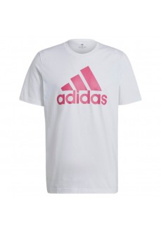 adidas Men´s T-Shirts Essentials Big Logo White GK9209 | Men's T-Shirts | scorer.es