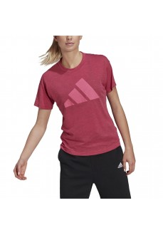 Camiseta Mujer Adidas Win 2.0 Tee Rosa GP9637 | scorer.es