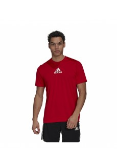 adidas Men´s T-Shirts Essentials Red GM4318 | Men's T-Shirts | scorer.es