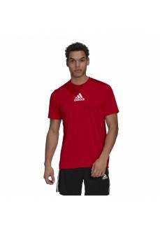 Camiseta Hombre Adidas Essentials Rojo GM4318 | scorer.es
