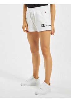 Champion Woman´s Shorts Whtie 112622-WW001 | Trousers for Women | scorer.es
