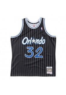 Camiseta Hombre Mitchell & Ness NBA Orlando Magic SMJYGS18191-OMABLCK94SON | scorer.es