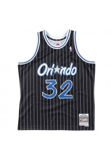 Mitchell & Ness Men´s T-Shirt NBA Orlando Magic SMJYGS18191-OMABLCK94SON | Basketball clothing | scorer.es