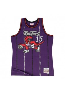Mitchell & Ness Men´s T-Shirt Toronto Raptors SMJYGS18214-TRAPURP98VCA | Basketball clothing | scorer.es