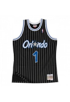 Mitchell & Ness Men´s T-Shirt NBA Orlando Magic Anfernee Hardaway SMJYGS18190-OMABLCK94AHA | Basketball clothing | scorer.es
