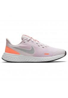 Zapatillas Mujer Nike Revolution 5 Rosa BQ5671-504 | scorer.es