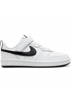 Nike Kid´s Shoes Court Borough White BQ5451-104 | Kid's Trainers | scorer.es