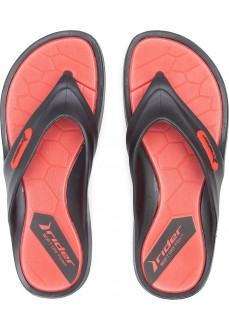 Rider Men's Flip-Flops Cape XIV Black/Red 83058/21246 | Water sports Footwear | scorer.es