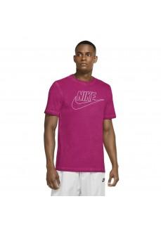 Camiseta Hombre Nike Sportswear Fucsia DD2709-615 | scorer.es
