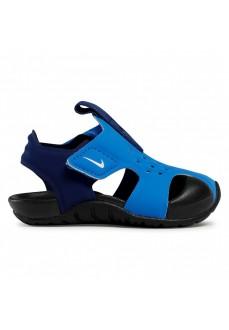 Chancla Niño/a Nike Sunray Protect 2 Azul 943827-403 | scorer.es