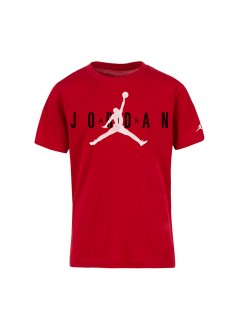 Camiseta Niño/a Nike Jordan Rojo 955175-R78 | scorer.es