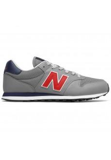 New Balance Men's Shoes GM500 TB1 Grey | Men's Trainers | scorer.es