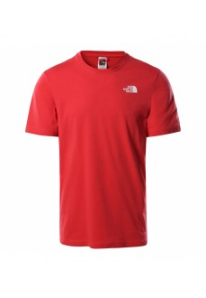 The North Face Men's T-Shirt Red Box Tee Red NF0A2TX2V341 | Men's T-Shirts | scorer.es