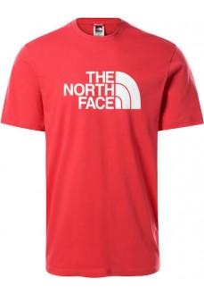 The North Face Men's T-Shirt Easy Tee Red NF0A2TX3V341 | Men's T-Shirts | scorer.es