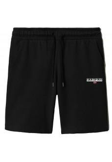 Napapijri Men's Shorts N-Ice Black NP0A4F7B0411 | Men's Sweatpants | scorer.es