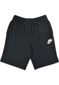 Pantalón Corto Infantil Nike Club Jersey 8UB447-023 | scorer.es