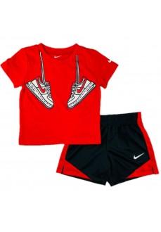 Conjunto Infantil Nike Set Rojo 66H360-023 | scorer.es