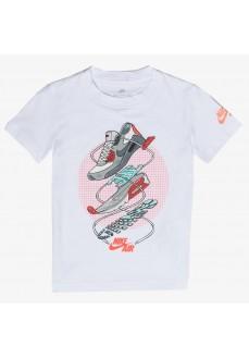 Nike Kids' T-Shirt Tee White 86H613-001 | Kids' T-Shirts | scorer.es
