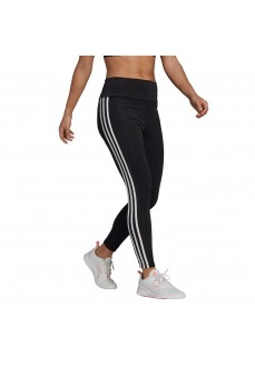 Adidas Women's Shorts 7/8 Designed To Move High-R Black GL4040 | Tights for Women | scorer.es