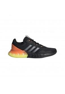 Adidas Men's Shoes Kaptir Super Black FZ2857 | Running shoes | scorer.es