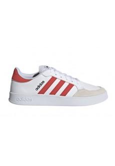 Adidas Men's Shoes Breaknet White FZ1838 | Men's Trainers | scorer.es
