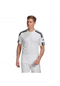 Camiseta Hombre Adidas Squadra 21 Blanco GN5723 | scorer.es
